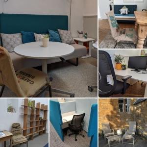 Hooky Hub - Community co-working space